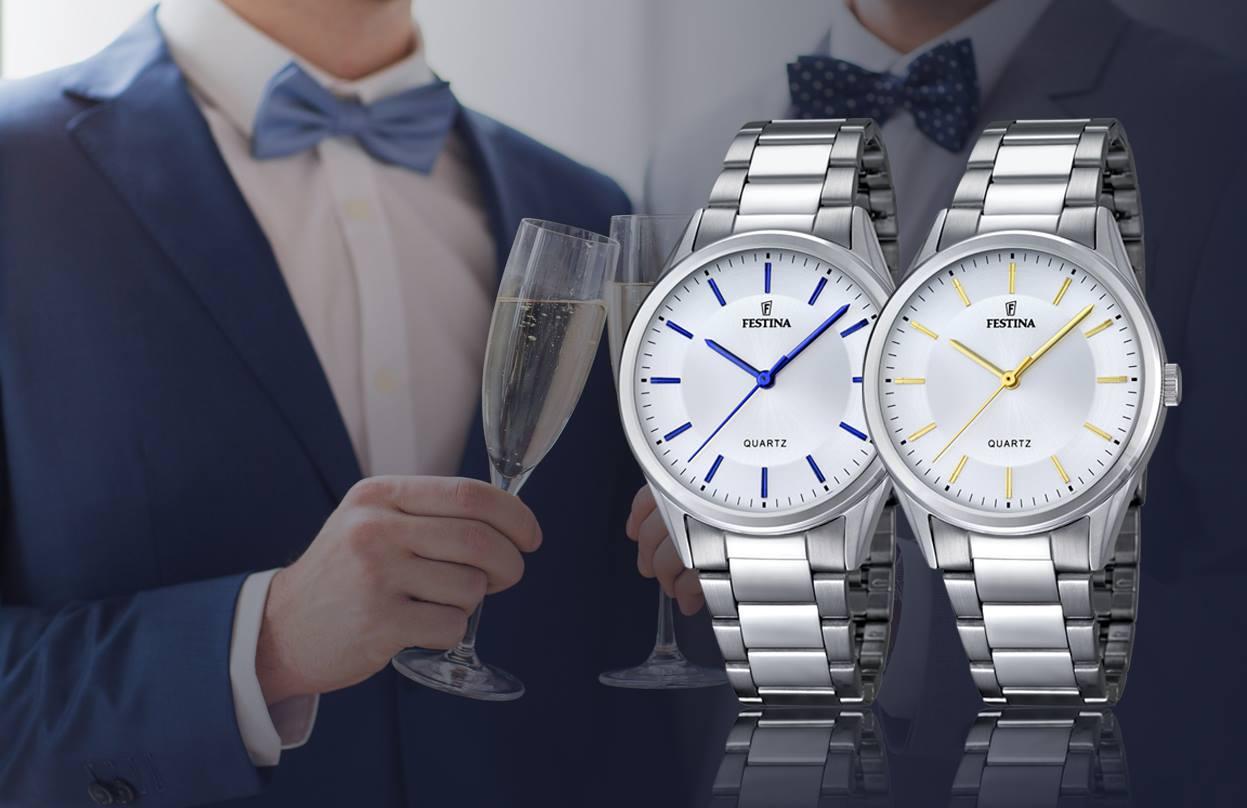 Aké pánske hodinky k obleku