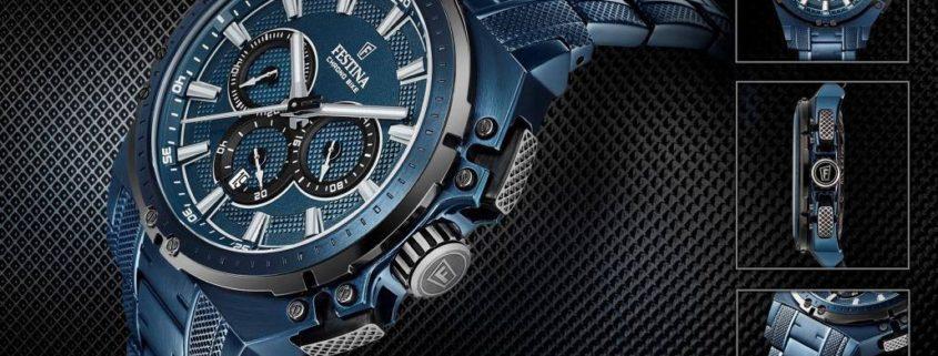 festina hodinky s chronografom