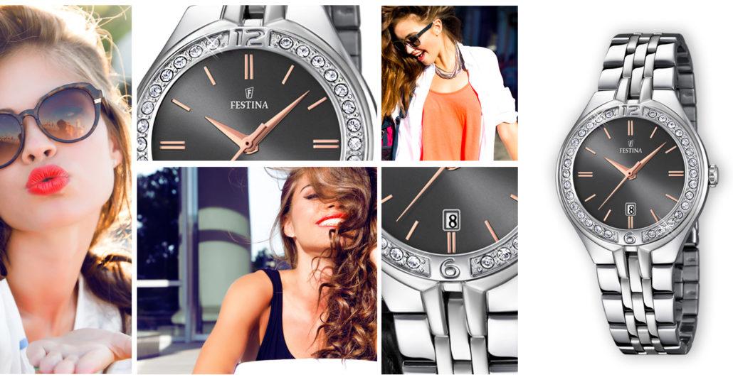 dfbe95292 Dámske a pánske značkové hodinky do 109 €? Žiadny problém!