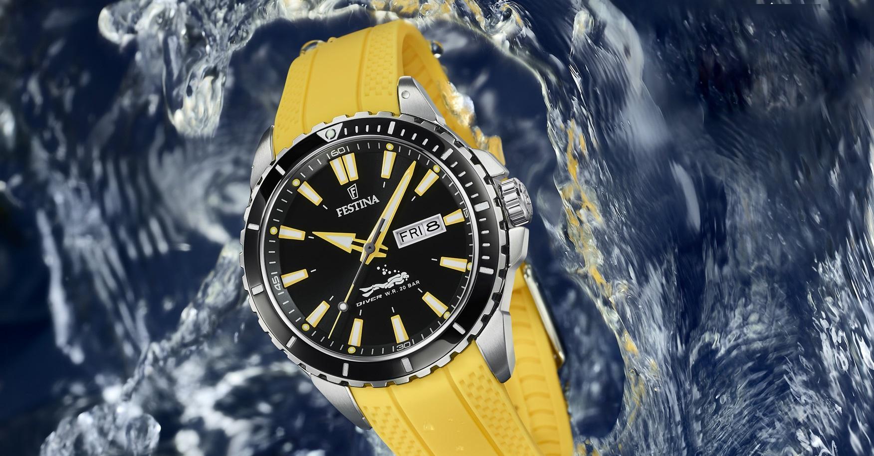 Čo treba vedieť o vodotesnosti hodiniek