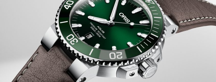 a5ec64480 Recenzia na hodinky mesiaca: ORIS Aquis Date | iCHRONO Blog